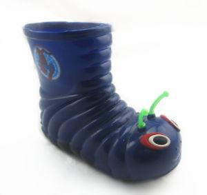Lovely Transparent Children PVC Rain Boots (43jb1605) pictures & photos