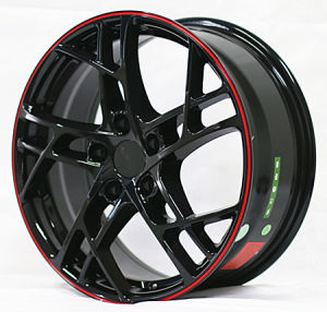 Alloy Wheel/Red Line/Newest Design/2017 New Design pictures & photos