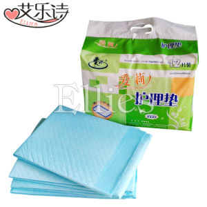 Daily Disposable Colourful Health Care Dustless Nursing Pad