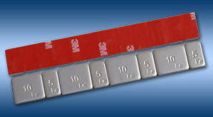 Fe Stick-on/ Adhesive Weight (FE-3002-B)