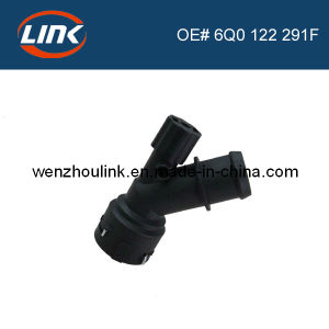 Coolant Flange (for VW parts/Audi parts, 6Q0 122 291F)