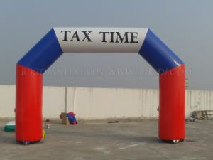 Inflatabe Archway with Your Logo/Text Printings (K4030) pictures & photos