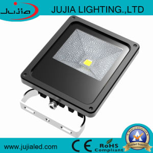 50W High Efficiency Outdoor LED Flood Light with CE&RoHS
