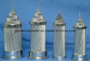 High Voltage Overhead Bare Aluminum Conductor ACSR pictures & photos