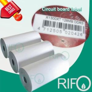 75um Pressure Sensitive Synthetic Labels for Daily Use Products pictures & photos