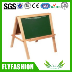Kids Furniture Magnetic Green Drawing Board (KF-47) pictures & photos