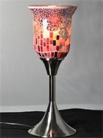 Mosaic Glass Lamp 1307W