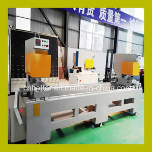 Jinan 2015 Hot Sale PVC Window Machine, UPVC Window Frame Making Machine, Plastic Window Welding Machinery pictures & photos