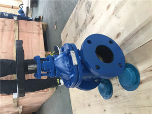 Non Rising Stem ANSI Cast Iron Gate Valve pictures & photos