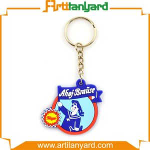 Customer Design 2D PVC Key Chain pictures & photos
