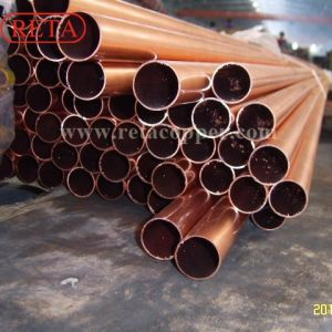 Gas Pipe Water Copper Pipe Straight Copper Pipe pictures & photos