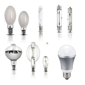 High Pressure Mercury Lamp/High Pressure Sodium Lamps/Metallic Halide Lamp/LED Light pictures & photos
