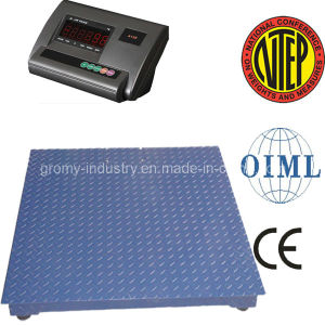 Electronic Floor Hugge Weighing Scale pictures & photos