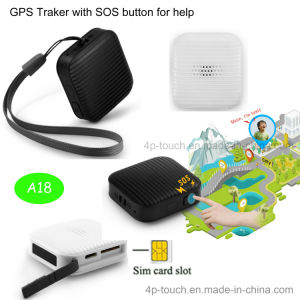 2017 New Hot Selling Personal GPS Tracker with Real-Time Positioning (A18) pictures & photos
