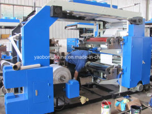 Yb-4600 Flexographic Pinting Machine for Printing Paper pictures & photos