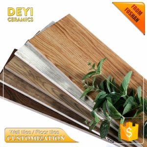 150X600 Alibaba China Market Wood Easy to Clean Stain Resistant Wooden Floor Ceramic Tile pictures & photos