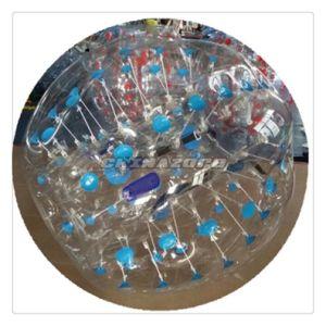 blue Color Dots 1.2m Inflatable Bubble Bumper Ball for Sale pictures & photos