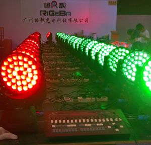 Disco Stage Bar DJ 36LEDs 10W RGBW 4in1 Zoom Wash LED Moving Head Light pictures & photos