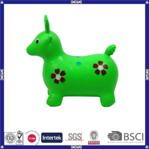 Promotion Jump Horse/Hopper Animal/Inflatable Toy Animal pictures & photos