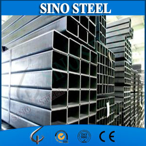 Black, Blank, Bright, Galvanized Square Steel Pipe pictures & photos