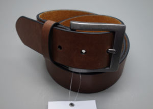 New Fashion Vintage Style Men′s Leather Belt (EUBL1410-40) pictures & photos