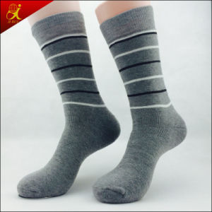 MID Calf Custom Socks Men Business Wear
