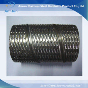 Spiral Louvered Seam Tube for Filtering pictures & photos