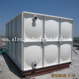 Competitive Price SMC GRP FRP Water Tank Water Treatment pictures & photos