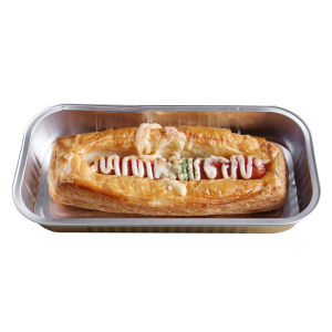 Rectangle Aluminium Foil Containers for Food Packing pictures & photos