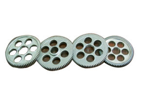 Motorcycle Driven Gear Parts pictures & photos