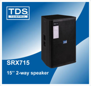 Audio Speaker Srx715 pictures & photos
