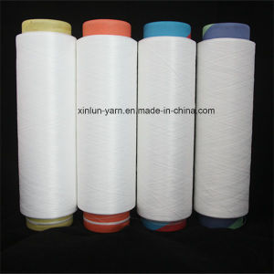 Knitting Yarn 100% Polyester DTY Yarn (150d/48f) pictures & photos