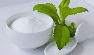 98% Zero Calorie Natural Steviosides Rebaudioside Herbal Plant Stevia Extract pictures & photos