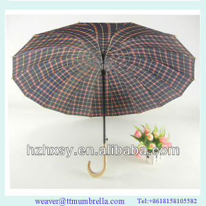 2013 New High Quality Cheap Straight Umbrella for Promotional /Advertisement