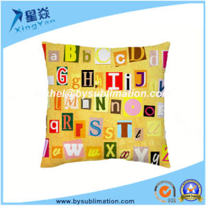 Square Blank Sublimation Pillow Cover pictures & photos