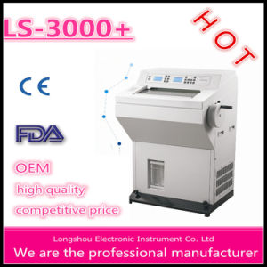 Medical Equipment Type Histology Test Microtome (LS-3000+) pictures & photos