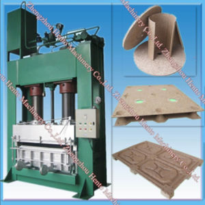 Automatic Compressed Wood Pallet Making Machine Made In China pictures & photos