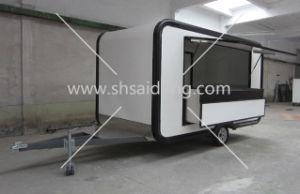 Newest Factory Outlet Mobile Food Carts K-Kiosk400