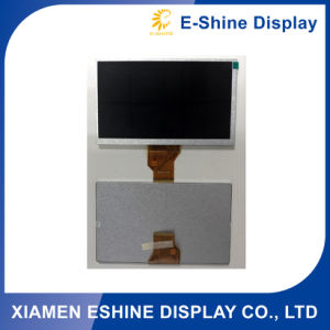 7 inch TFT/LCD TV Display with capacitive touch screen display pictures & photos