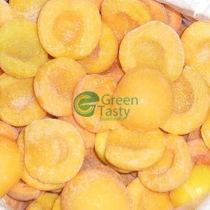 2015 New Crop IQF Frozen Yellow Peach Half