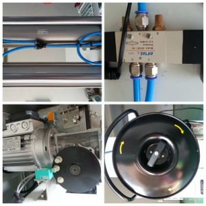 Yupack Hot Selling High Quality Automatic Corrugated Strapping Machine pictures & photos
