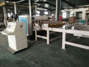 X5 Series Semi-Automatic Corrugated Paper Slitting Cutting Machine (Stacker) pictures & photos