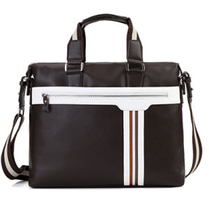 Best Selling Men Contrast PU Business Computer Bag (KCM14) pictures & photos
