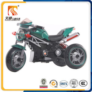 Electric Motorbike Three Wheel Motorbike for Children Ts-3186 pictures & photos