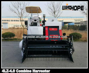 Crawler Rice Harvester with Hst Control pictures & photos