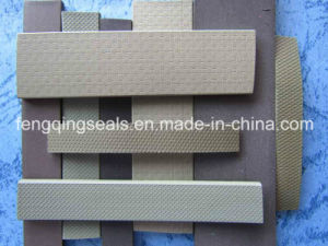 Hydraulic Bronzed PTFE Material Guide Strips Ring pictures & photos