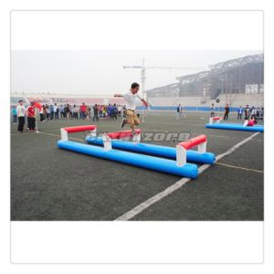 New Popular Inflatable Sport Games H Shaped Inflatable Hurdles pictures & photos