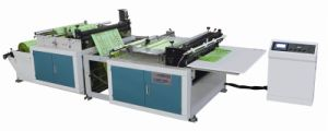 Rtml-600b/1200b OPP/PE Plastic Film Roll to Sheet Cross Cutting Machine pictures & photos