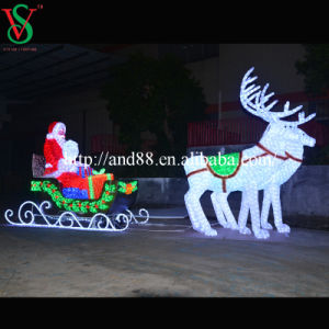Decorative Deer Outdoor Lighting pictures & photos