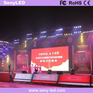 Outdoor P10mm Full Color LED Screen for Rental Purpose pictures & photos